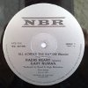"Gary Numan All Across The Nation 12"" 1987 UK"