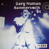 Gary Numan Compilation LP Reissue Hammersmith 84 2008 UK