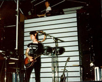 Rrussell Bell Billy Currie Guildford Soundcheck 01-10-1979