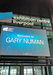 Liverpool Exhibition Center 27-07-2017