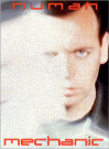 Gary Numan The Skin Mechanic Tour Programme
