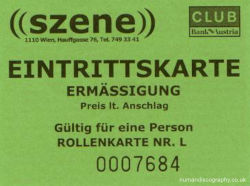 Vienna Ticket 2000