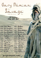 Gary Numan Savage Tour North America 2017