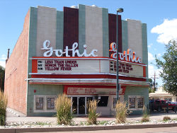Denver Englewood Gothic Theatre