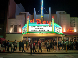 Los Angeles El Rey Theatre