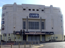 Manchester Apollo Theatre