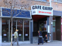 Montreal Cafe Campus
