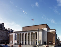 Wolverhampton Civic Hall